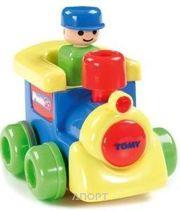 Фото Tomy Инерционная игрушка (Самолет / Паровоз / Машинка) (1012)