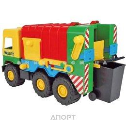 Wader Мусоровоз Middle Truck, в ассортименте (39224)