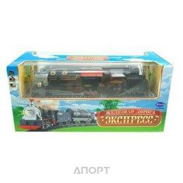 ABTOYS Железная дорога Экспресс C-00066 (A36-21)