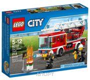 Фото LEGO City Fire 60107 Пожарная машина с лестницей