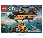 Фото LEGO City 60124 База исследователей вулканов