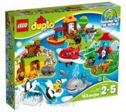 Фото LEGO Duplo 10805 Вокруг света