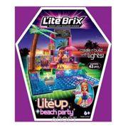 Фото Cra-Z-Art Lite Brix Girls 35728 Пляжная вечеринка