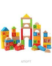 Фото Hape Block Set E8007 Word Builder
