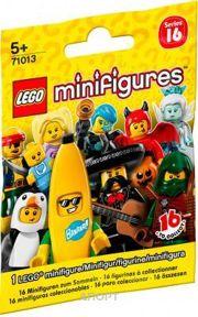 Фото LEGO Minifigures 71013 Минифигурки Серия 16