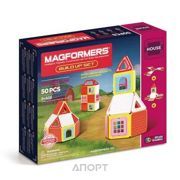 Фото Magformers House Build Up set 705003