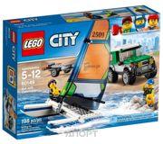 Фото LEGO City 60149 Внедорожник с прицепом для катамарана