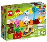 Фото LEGO Duplo 10838 Домашние любимцы