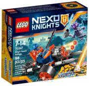 Фото LEGO Nexo Knights 70347 Самоходная артиллерийская установка королевской гвардии