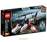 Фото LEGO Technic 42057 Сверхлегкий вертолет 2-в-1