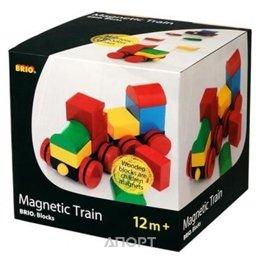 Brio Магнетик 30124 Поезд