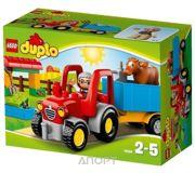 Фото LEGO Duplo 10524 Сельскохозяйственный трактор