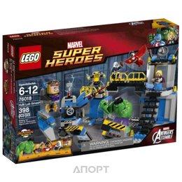 LEGO Super Heroes 76018 Халк: разгром лаборатории