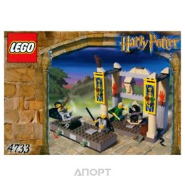 LEGO Harry Potter 4733 Дуэльный Клуб