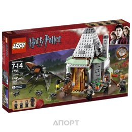 LEGO Harry Potter 4738 Хижина Хагрида