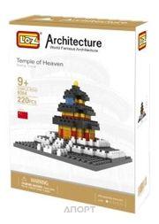 Фото LOZ Architecture 9364 Небесный храм