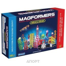 Magformers Miracle Brain Set 63093