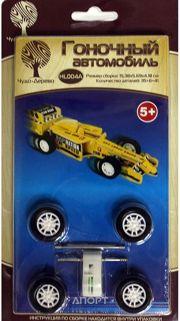 Фото Wooden Toys HL004A Гоночный автомобиль