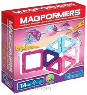 Фото Magformers Pastelle set 63096 14 элементов