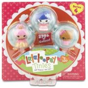 Фото Lalaloopsy Набор с куклами Крошками (539841)
