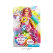 Фото Mattel Barbie Принцесса Радужное сияние (DPP90)