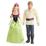 Фото Mattel Disney Frozen Anna & Kristoff (BDK35)