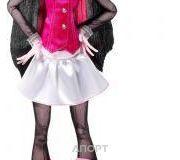 Фото Mattel Monster High Дракулаура Страшно высокие (43см) (DHC42)