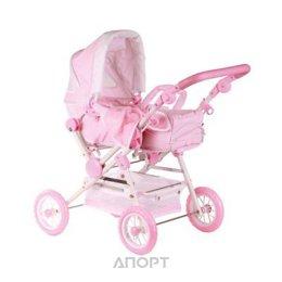 GOTZ Коляска для кукол, розовая с белым (3402318)