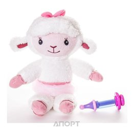 Doctor Plusheva Плюшевая овечка Лэмми (90021)