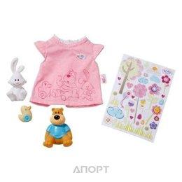 Zapf Creation Бэби Борн Одежда и животные (819616)