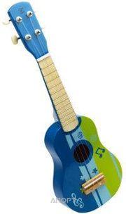 Фото Hape Синяя гитара (E0317)