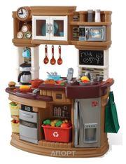 Фото STEP2 Игровая кухня Маленький шеф (837300)