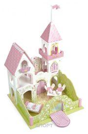 Фото Le Toy Van Кукольный домик Дворец красавицы-феи TV641