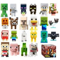 Фото Mattel Minecraft Мини-фигурка в ассортименте (CJH36)