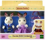 Фото Sylvanian Families Дедушка и Бабушка Шоколадного Кролика (5190)