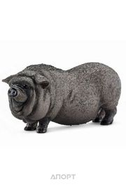 Фото Schleich Вислобрюхая свинья (13747)