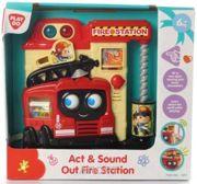 Фото PlayGo Пожарная станция (1014)