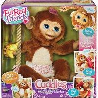 Фото Hasbro FurReal Friends Смешливая обезьянка (A1650)