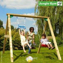 Jungle Gym Игровой комплекс Jungle Swing 401_600