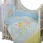 Фото Золотой гусь Комплект в кроватку Little Friend (7 предметов)