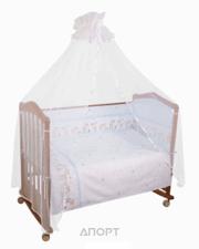 Фото Сонный Гномик Комплект постельного белья для новорожденных Оленята (3 предмета)