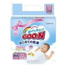 Goo.N Newborn XS 0-5 кг (22 шт.)