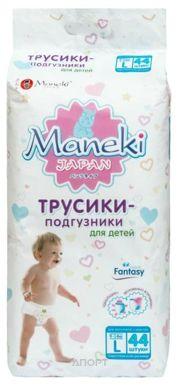 Фото Maneki Fantasy 9-14 кг (44 шт.)