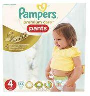 Фото Pampers Premium Care Pants Maxi 4 (44 шт.)