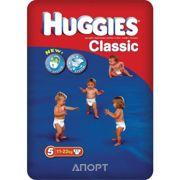 Фото Huggies Classic 5 (11 шт.)