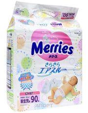 Фото Merries NB 0-5 кг (90 шт.)
