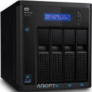 Фото Western Digital My Cloud Pro PR4100 w/o drive (WDBKWB0000NBK)