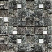 Фото Elada Mosaic JSM-JB064 327x327x8мм Серебро жатая