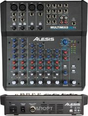 Фото Alesis MultiMix 8 USB FX