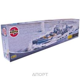Airfix Британский лёгкий крейсер «Белфаст». (AIR04212)